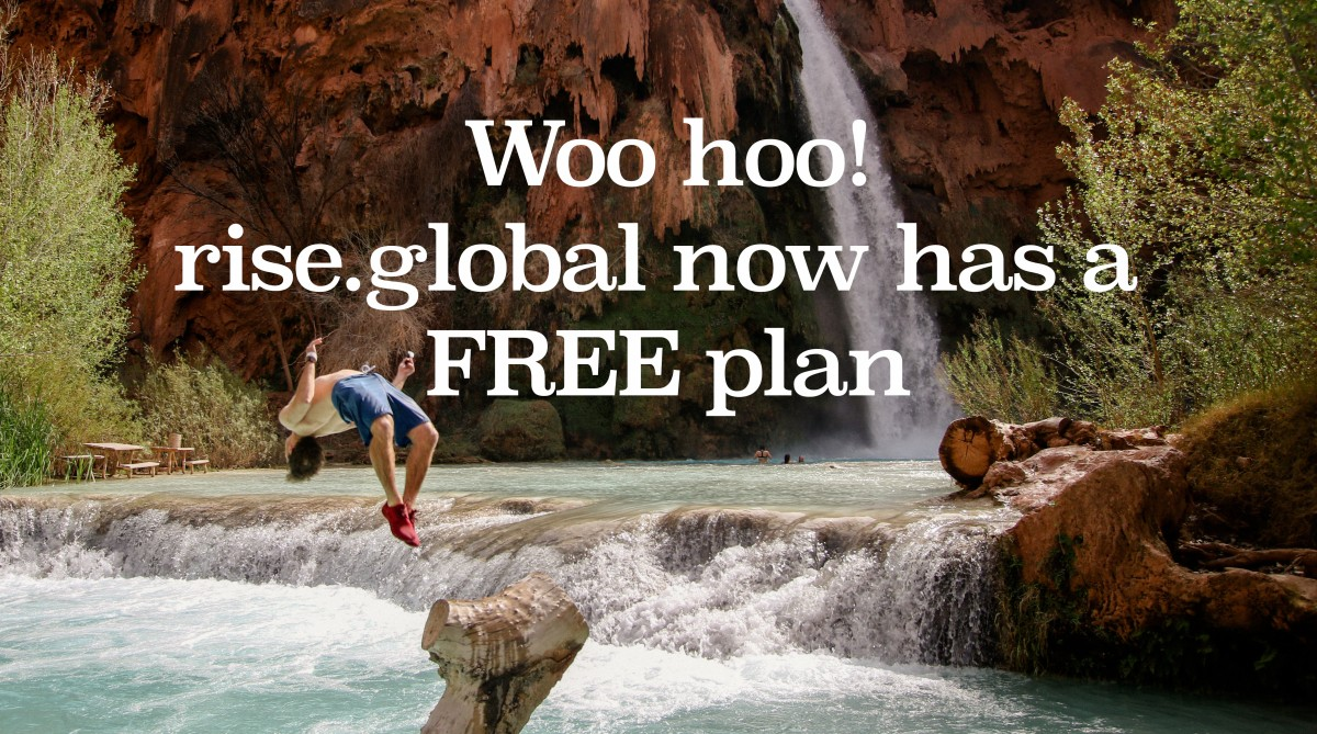 rise.global launches free scorecard software as a service plan